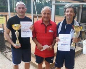 Tennis Uisp, vittoria di Taddia al torneo di Portomaggiore
