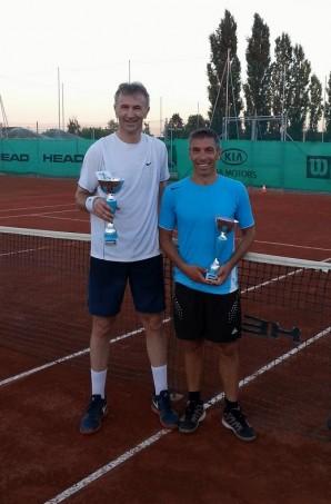 Tennis Uisp in provincia: a Tresigallo si impone Nando Ghisi, a Massa Fiscaglia trionfa Marco Baraldi